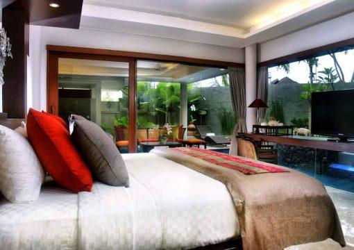 Alpine Single Room